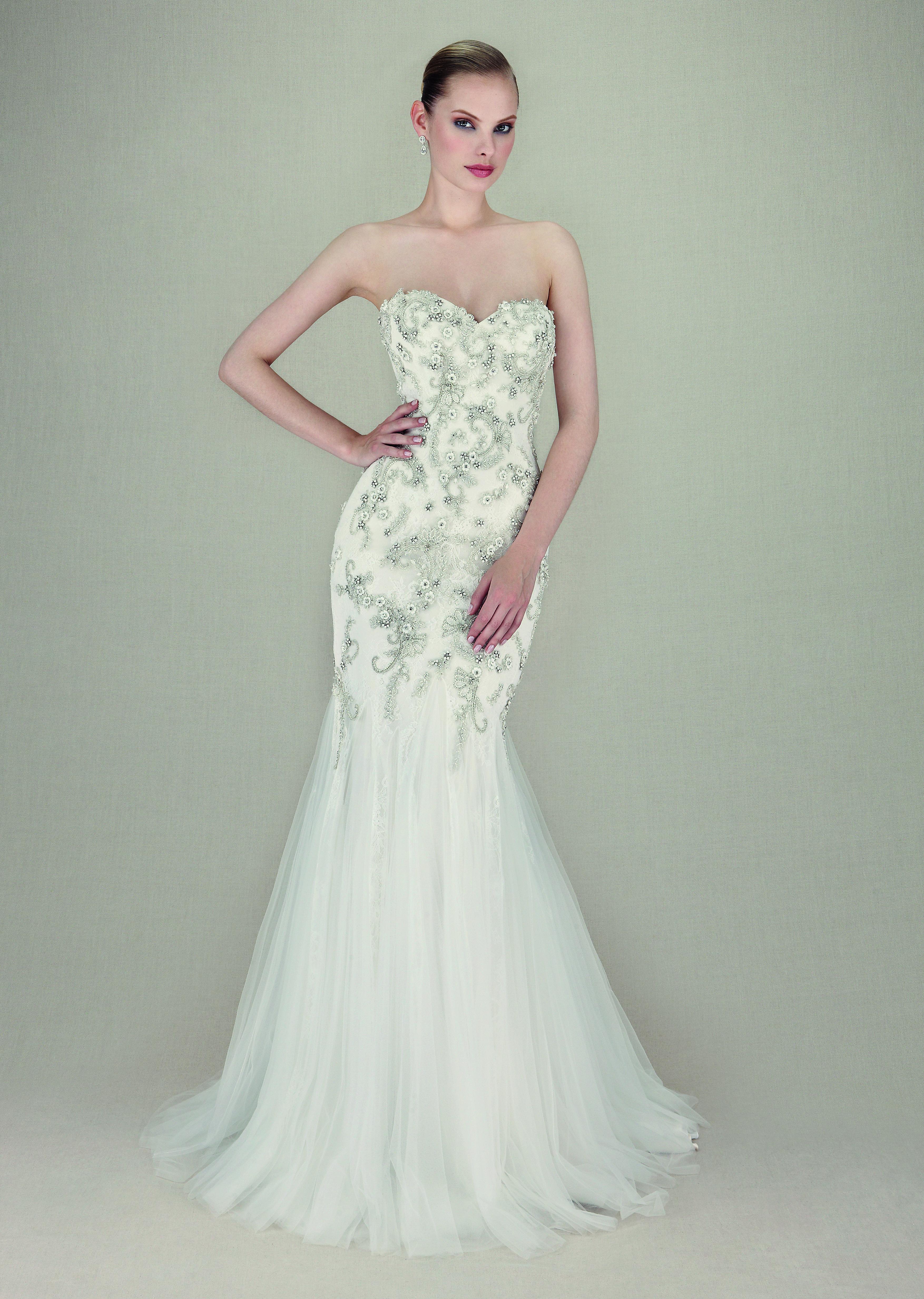 Wedding Gowns – Anne Gregory Bridal